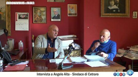 Coronavirus Fase2: Intervista ad Angelo Aita– Sindaco di Cetraro