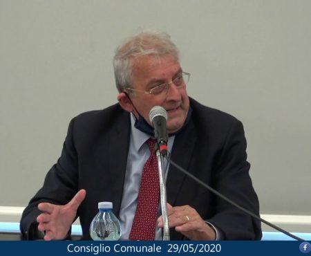 Diamante: Consiglio Comunale del 29/05/2020