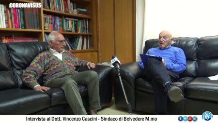 Coronavirus: Intervista al Sindaco di Belvedere M.mo- Dott. Vincenzo Cascini