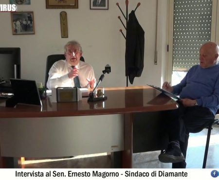Coronavirus: Intervista al Sindaco di Diamante – Sen. Ernesto Magorno