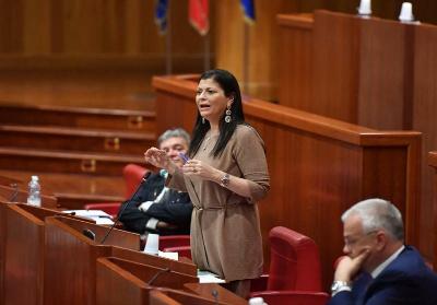 Regione: Il Presidente Jole Santelli ha presentato il programma di Governo
