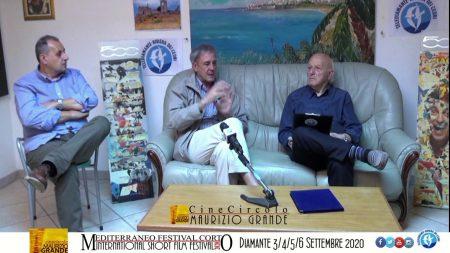 Presentazione 10° Mediterraneo Festival Corto di Diamante