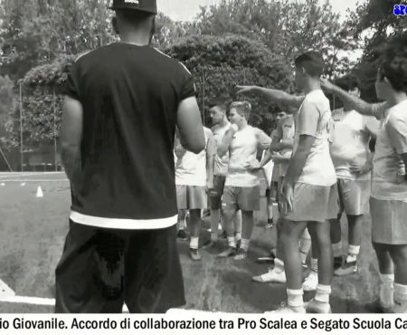 Calcio giovanile. Accordo di collaborazione tra Pro Scalea e Segato Scuola Calcio – servizio