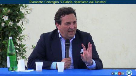 """Diamante: Convegno """"Calabria, ripartiamo dal Turismo"""" – integrale"""