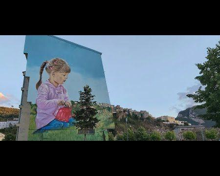 Speciale Osa Around – Il murales di Antonino Perrotta a Vietri di Potenza