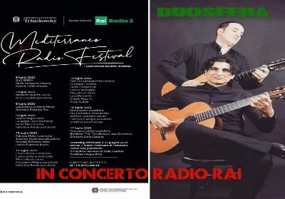 A Nocera Terinese riparte la musica. Un evento concerto che sarà registrato da Rai Radio 3