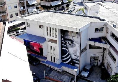 Operazione Street Art dopo il successo di Diamante, invade il centro urbano di Vietri di Potenza