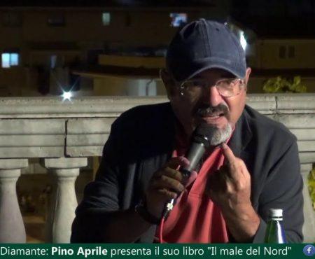 """Diamante: Il giornalista Pino Aprile presenta il suo libro """"Il male del Nord"""""""