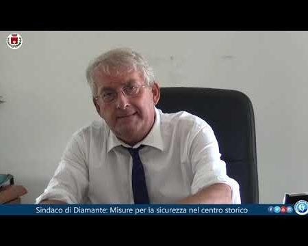 Diamante: Stretta di Ferragosto del del Sindaco Sen. Ernesto Magorno, locali chiusi alle 02:00