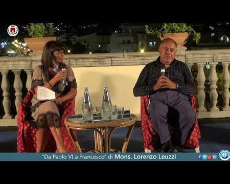"""Diamante: Presentazione del libro """"Da Paolo VI a Francesco"""" di Mons. Lorenzo Leuzzi"""