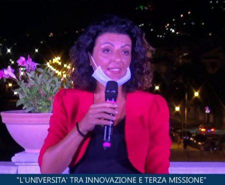 """Diamante: Convegno """"Università tra Innovazione e Terza Missione"""" con il Ministro Paola Pisano"""