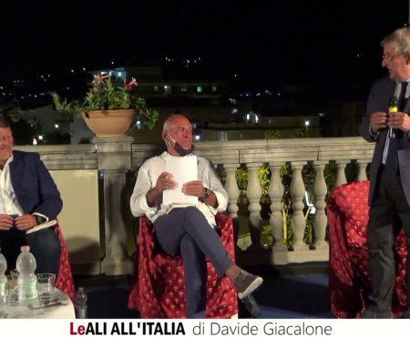 """Diamante: Presentazione del libro """"LeAli all'Italia"""" del giornalista Davide Giacalone"""