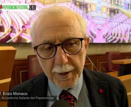 Peperoncino Festival 2020: Intervista al Pres. Enzo Monaco ???