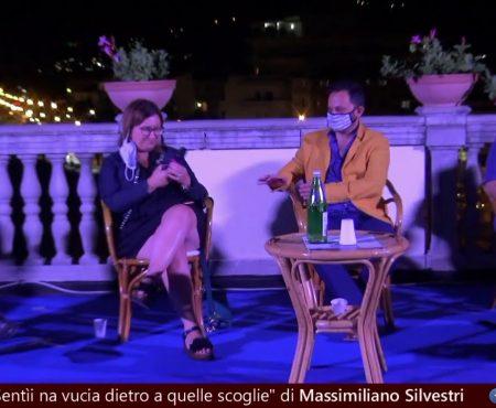 """Presentazione del Libro di Massimiliano Silvestri, """"Sentìi na vucia dietro a quelle scoglie"""""""