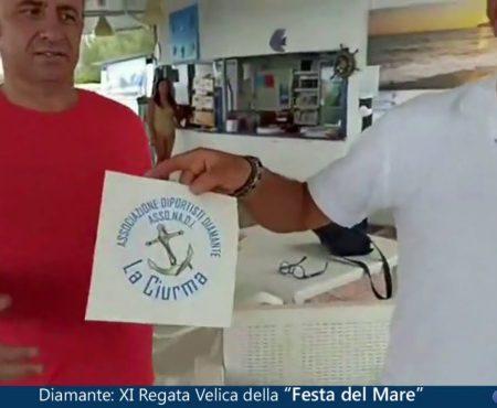 """Diamante: XI Regata Velica della """"Festa del Mare"""" – interviste"""