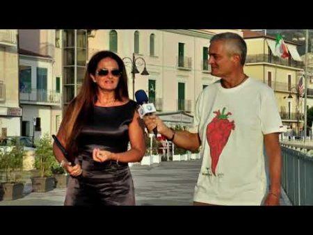 Incontri d'Arte a Diamante, con l'Attore Gianni Pellegrino (Sua Maestà Peperoncino)