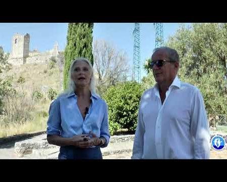 Sulle tracce di Andromaca, con l'attrice Isabel Russinova – a cura del Prof. Gianfranco Bartalotta (Università Roma Tre)