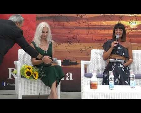 Diamante: Conferenza Stampa 10° Mediterraneo Festival Corto