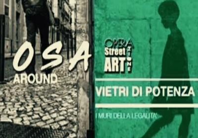 Osa-Operazione Street Art ritorna a Vietri di Potenza con le opere di Perrotta e Buonafede