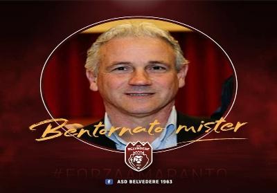 Calcio Eccellenza: Alberto Aita è il nuovo allenatore dell'Asd Belvedere