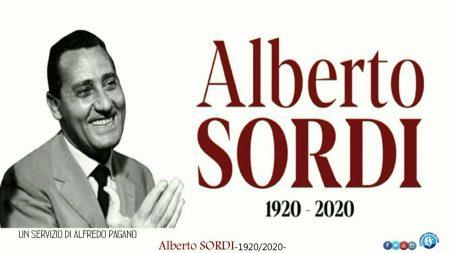 Omaggio ad Alberto Sordi a cura Prof. Gianfranco Bartalotta