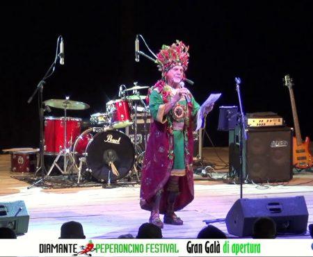 Diamante: Anteprima 28^ edizione Peperoncino Festival