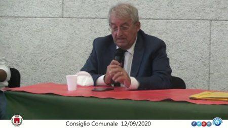 Diamante: Consiglio comunale del 12/09/2020