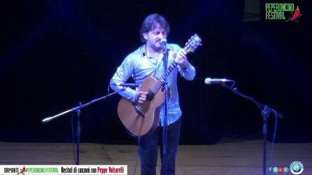 Diamante: Recital di canzoni con Peppe Voltarelli