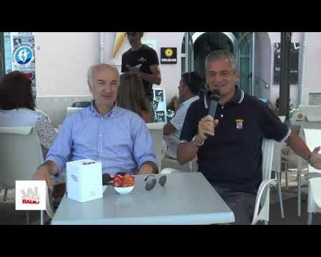 Due simpatici amici. Tonino Bartalotta & Pino Cauteruccio si intervistano
