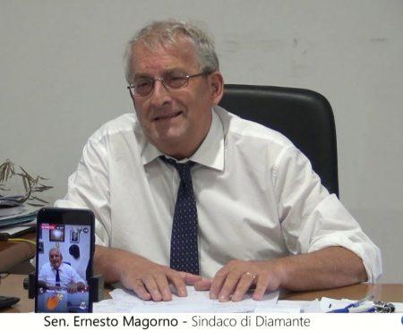 Comunicazioni del Sindaco di Diamante, Sen. Ernesto Magorno – chiusura scuole per via preventiva (19/10/2020)