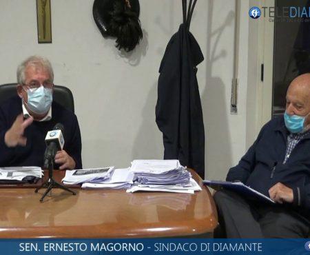 Emergenza Covid. Intervista al Sen. Ernesto Magorno-Sindaco di Diamante