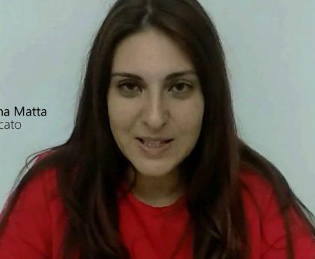 """Flash mob virtuale contro la Violenza sulle Donne a cura de """"La Ginestra"""""""