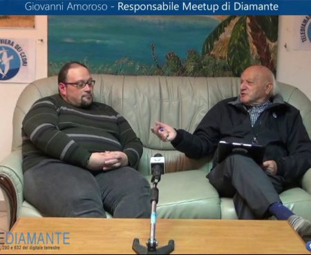Gli @mici  di TD…intervista a Giovanni Amoroso responsabile Meetup di Diamante
