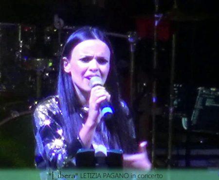 """""""Libera"""" – Letizia Pagano in concerto al Teatro dei Ruderi di Cirella (CS)"""
