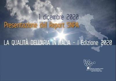 Arpacal: Rapporto Nazionale SNPA, la Calabria rispetta i valori della normativa sulla qualità dell'aria