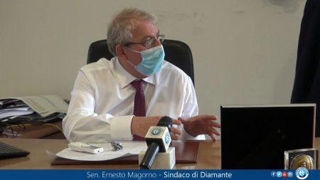 Intervista di fine anno del Sindaco di Diamante Ernesto Magorno