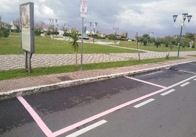 Comune di Scalea: Istituiti i parcheggi rosa. Le soste dedicate alle donne in dolce attesa.