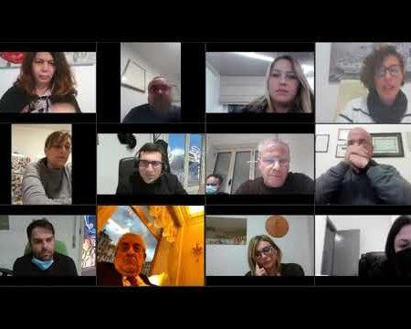 Diamante: Consiglio Comunale in videoconferenza 30/12/2020