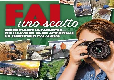 """Fai Cisl Calabria: Seconda edizione del Concorso fotografico """"FAIunoscatto. Insieme oltre la pandemia"""""""