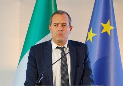 De Magistris annuncia la sua candidatura alla Presidenza della Regione Calabria