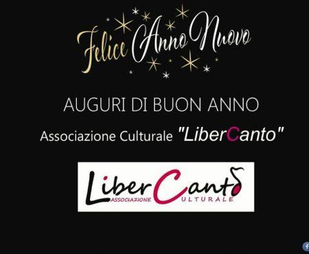 Buon Anno. Auguri in Musica a cura dell'Associazione culturale Libercanto