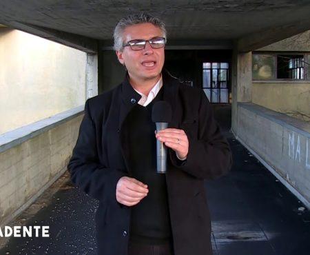 Massimo Mercuri è… L'invadente – Affitti Sanità Calabrese (reportage)