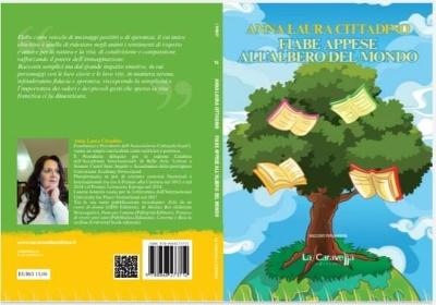 """""""Fiabe appese all'albero del mondo"""", l'ultima fatica letteraria di Anna Laura Cittadino"""