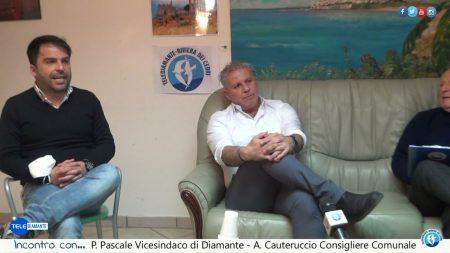 Intervista a Pino Pascale e Antonio Cauteruccio