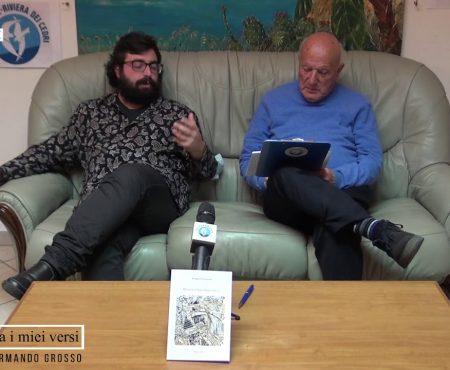 """Presentazione del Libro """"Brucerò fra i miei versi"""" di Armando Grosso"""