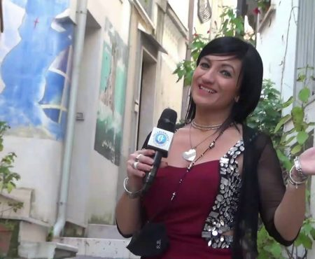 In giro per Diamante con Stella Battaglia