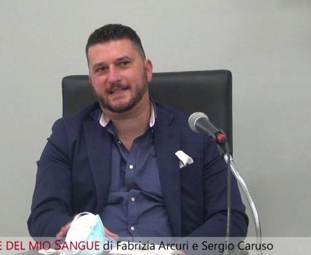 """Presentazione del Libro """"Sangue del mio Sangue"""" di Fabrizia Arcuri e Sergio Caruso"""