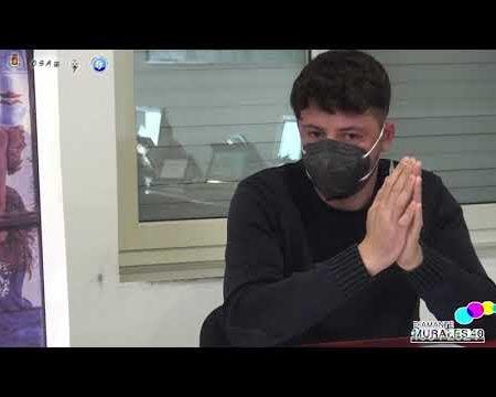 Diamante: Conferenza stampa di presentazione Operazione Murales 40