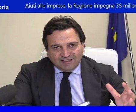 Video Notizie dalla Regione Calabria – immagini/interviste