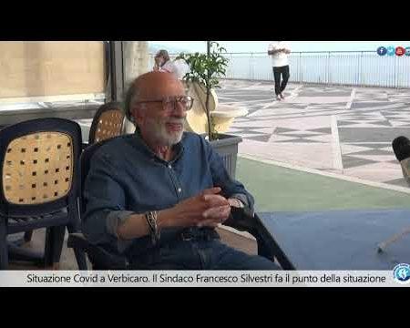 Covid. Intervista al Sindaco di Verbicaro Francesco Silvestri